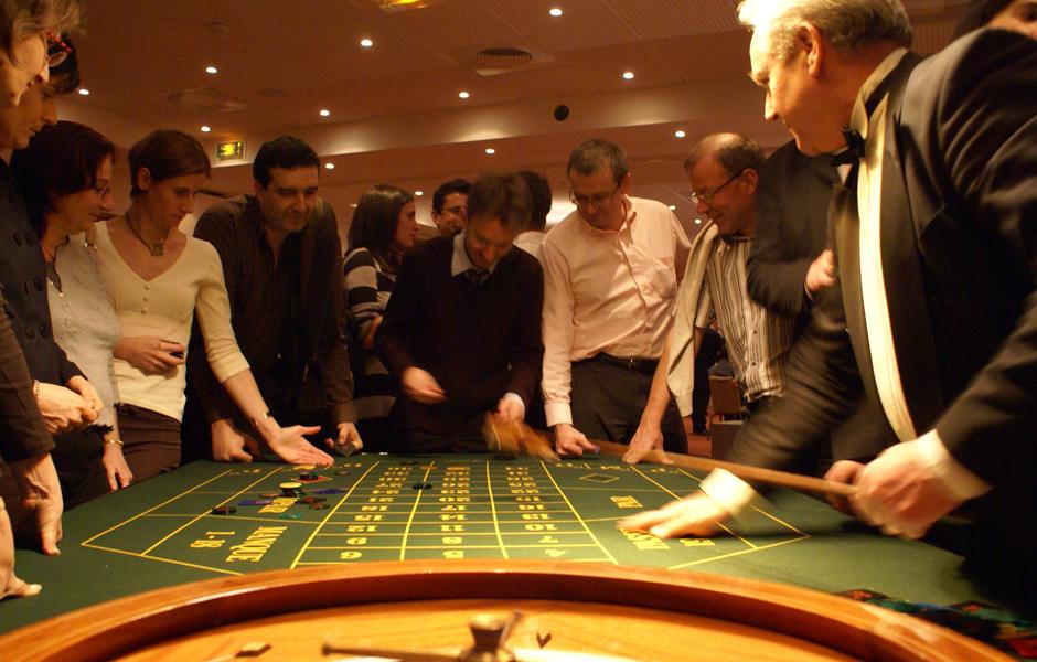 Soirée d'entreprise poker Toulouse - Team MPA Midi Pyrénées
