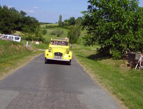 Rallye Deuche