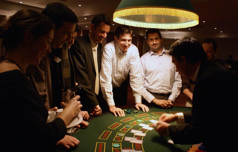 Soirée business poker Toulouse - Team MPA Midi Pyrénées