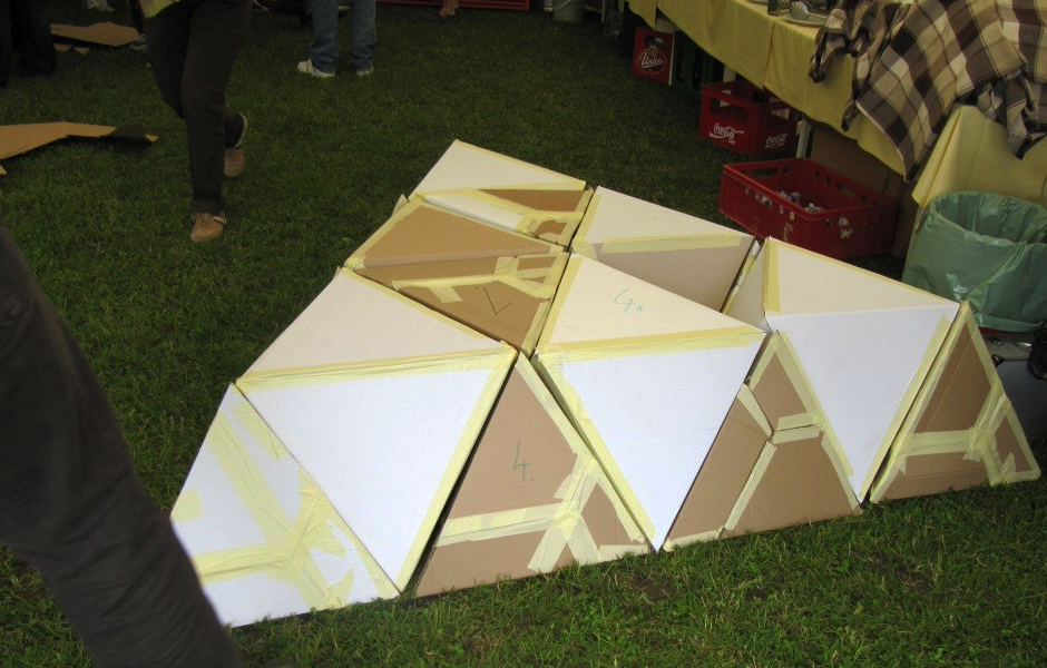 Pyramide - Team MPA Toulouse 31