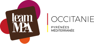 Team MPA, prestataire team building, incentive et event sur Toulouse et la région Midi Pyrénées Logo